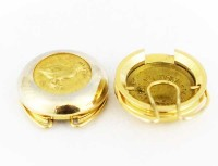 Couvre boutons canard Italiens